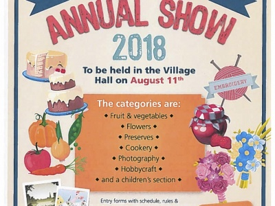 The Woolhampton Annual Show 2018