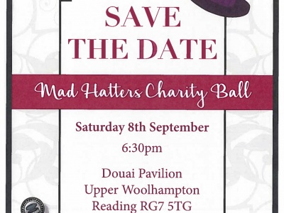 Mad Hatters Charity Ball